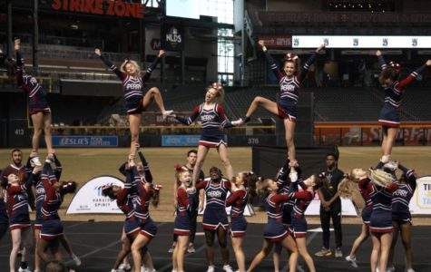 Cheer returns from nationals, placed 7th out of 44 teams