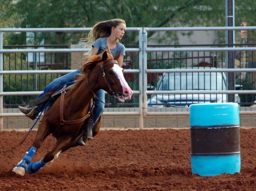 Hope Doyle still pursues riding after rehabilitation