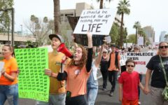 March for Our Lives; PHS students protest against gun violence in schools
