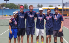 Tennis goes to state for team, doubles, individuals