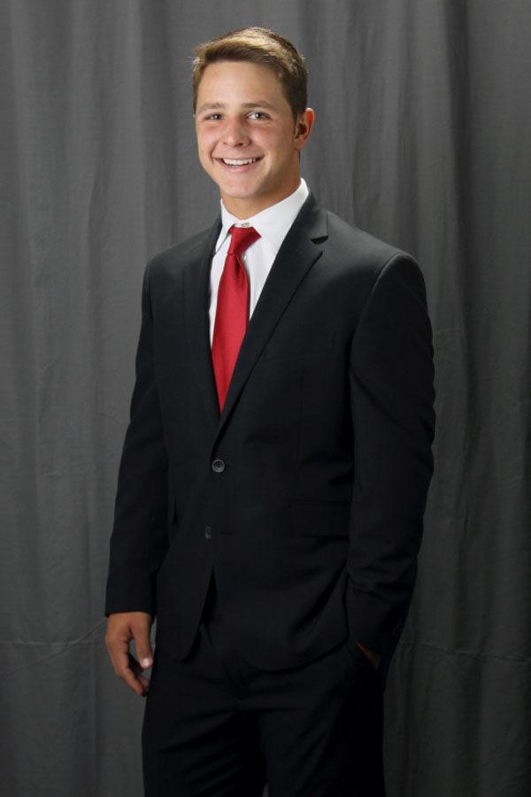 Senior Brock Purdy