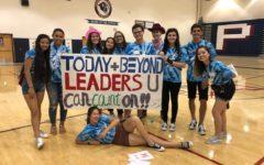 Link Crew helps incoming freshmen start the new school year