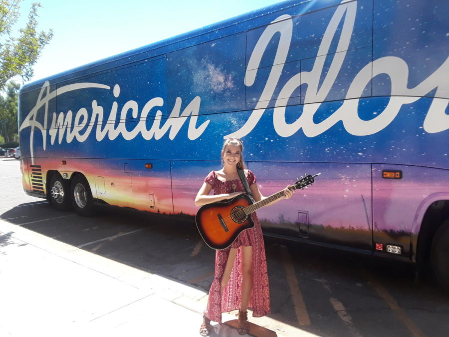 Victoria Vredevoogd and the American Idol Journey