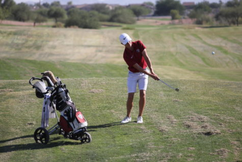 Golf swings for real shot at state title