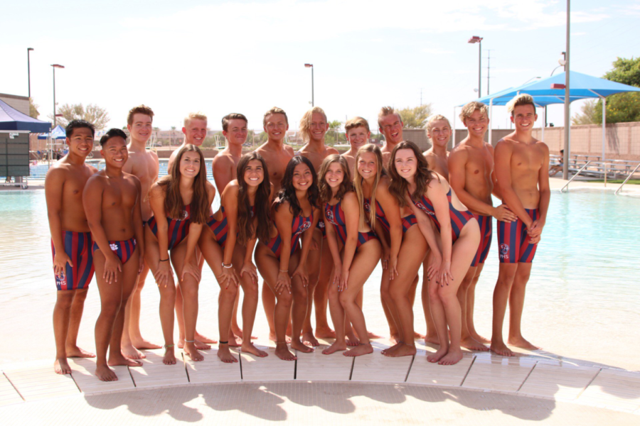 Perry Swim Wrapup