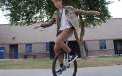 One Wheeled Wonder