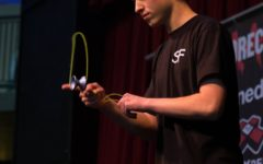 Local yo-yo pro Collin Ellingson