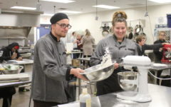 Students define success in the kitchen