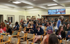 Large crowd attends CUSD governing board meeting to discuss Deep Equity