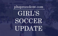 Injuries will not stop girl's soccer