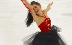 Jaidyn DeStefano Alai is an ice skater in the desert