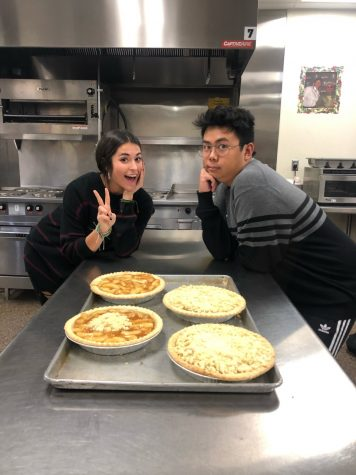 Culinary Bakes Up Pies