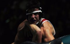 WRESTLING: Perry dominates at home