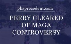 Perry cleared of all MAGA accusations