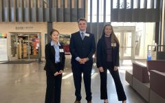 Model UN trio defies all odds at conference