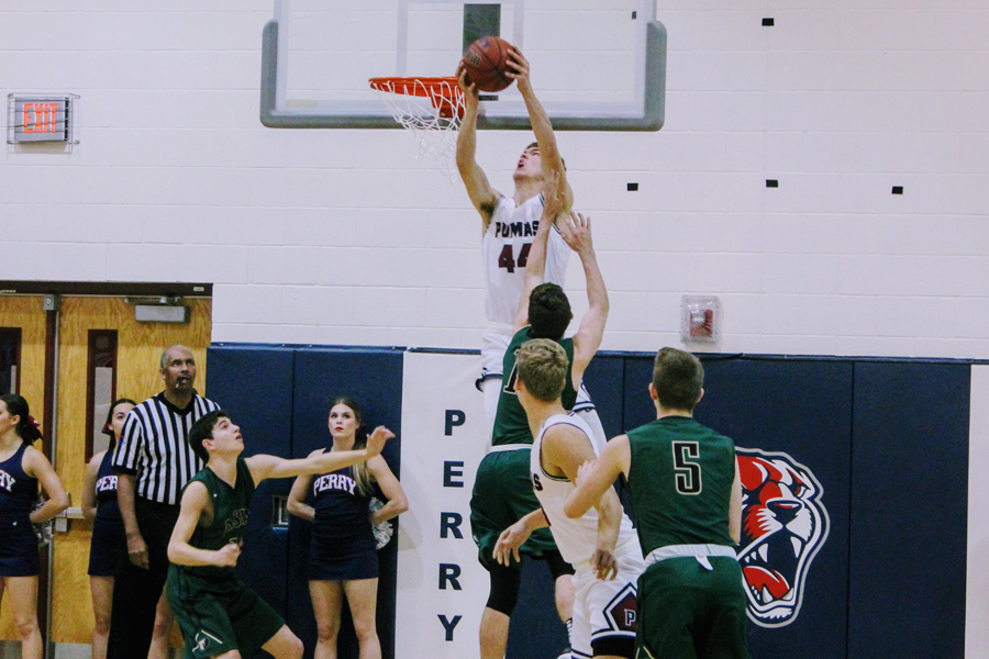 Dylan Anderson: The future for Basketball