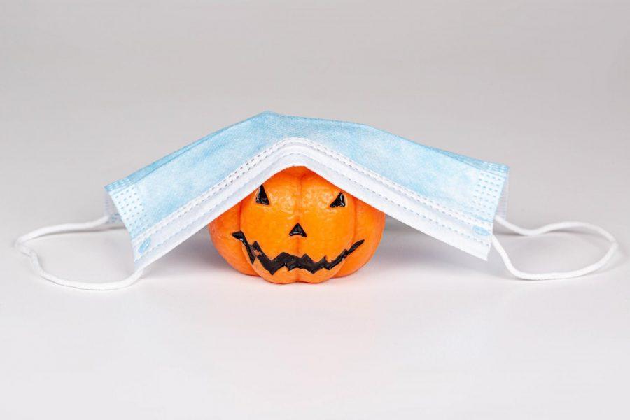 Spooky season does not cancel out mask season(s).