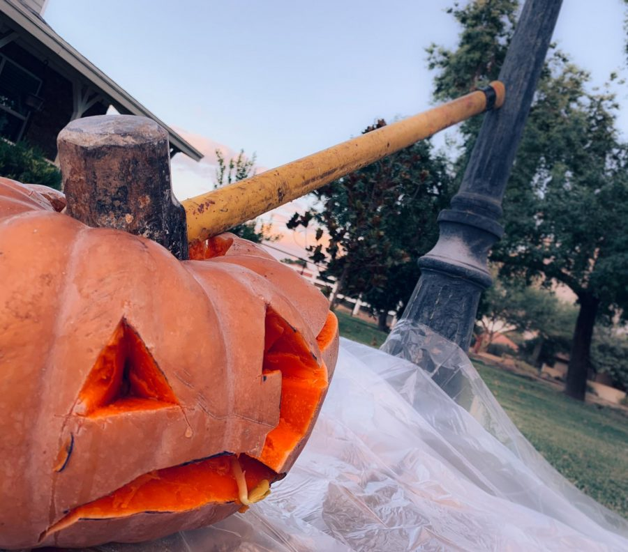 Pumpkins are a Halloween classic, but this year bodes ill for gatherings