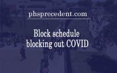Block schedule blocking out COVID
