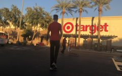 Junior Brighton Owens heads into Target anticipating pre-Black Friday sales. During the weeks leading up to Black Friday, most stores have organized many early sales in hopes to  prevent large masses of people gathering in stores.