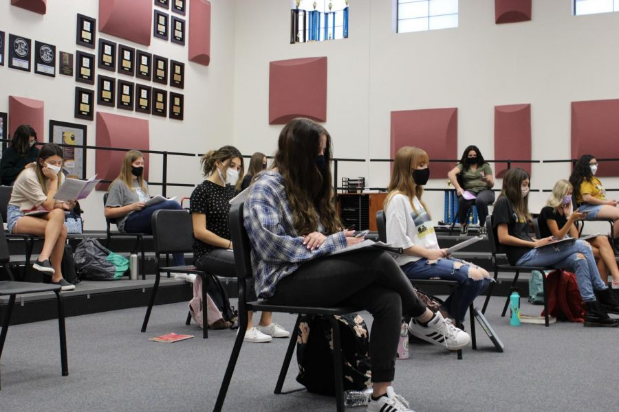 Choir getting through the toughest challenges