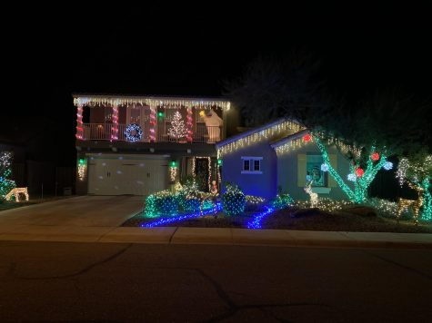 With 2020 being  a difficult year for many, hanging Christmas lights early brings a season of cheer.