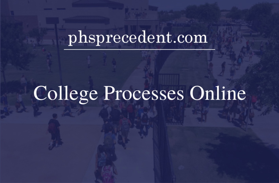 College processes going online with the pandemic proves to be a new challenge for seniors: Virtual tours are less personal and standardized tests are harder to take.