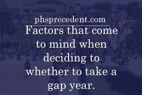 When taking a gap year there are various pros and cons in the decision making process. One of the pros being increased knowledge gain and one con being losing the motivation to go back to school.