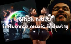 There are many celebrated black artists who have hit the top charts in music. Some of these artists include: the Weeknd, Lil Uzi Vert, and Chloe x Halle.