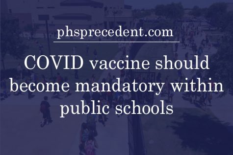 With the COVID vaccine being distributed through waves of people, there comes the question as to whether or not it should become mandatory for public school students to take it. There are various benefits with making the vaccine mandatory for students: it can make teens safer, decrease the chances of going back online, and ensure that students can have a normal high school experience.