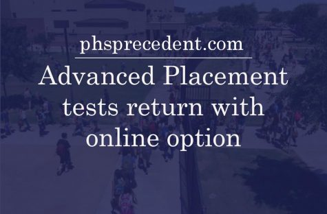 AP Tests are returning to the traditional in-person approach for testing. There is also an online option for testing to be accommodating to students, but they are broken up into their groups based on tests.