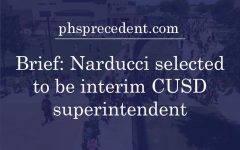 After Dr. Camille Casteel announced her retirement at the end of December, the board stated that they would elect an interim superintendent to fulfill the empty position for one year. They followed up this decision with the announcement that Frank Narducci would be filling the role.