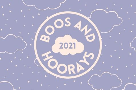 """""""Boos and Hoorays"""" are an end-of-the-semester Precedent tradition. This semester"""