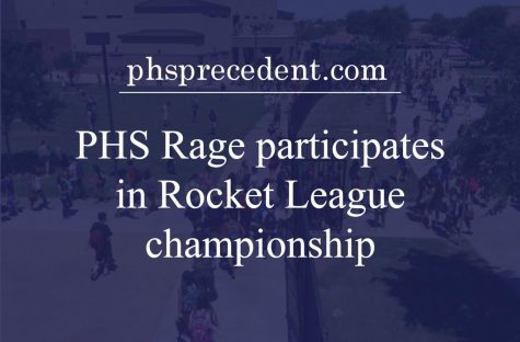 PHS Rage participates in Rocket League championship