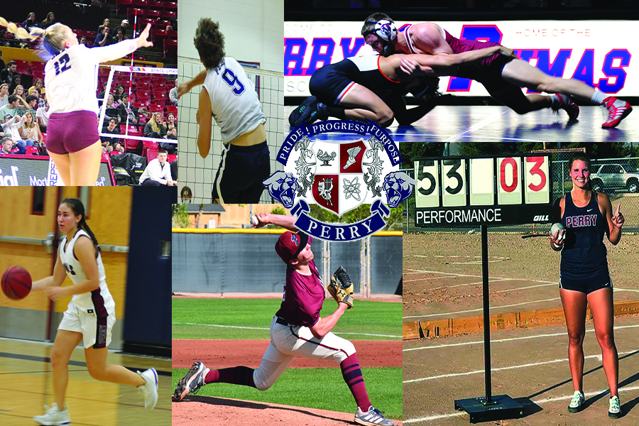 Multitude of award winning, record breaking, and state winning athletes. The athletes include; Canyon Smith, Jenna Heller, Makayla Long, Nicole Smith, Justin Still, and Caleb Milnes.