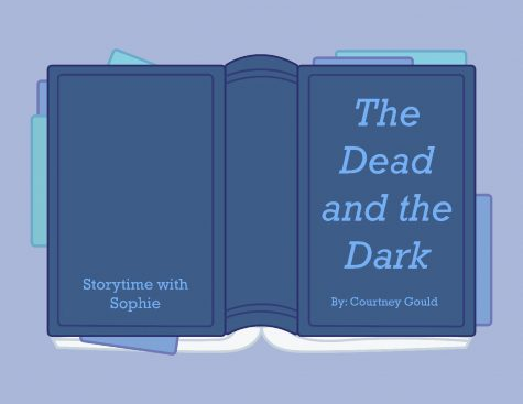 The Dead and the Dark is a YA novel, any thriller enthusiast would enjoy. The novel is by Courtney Gould and can be found on Amazon.