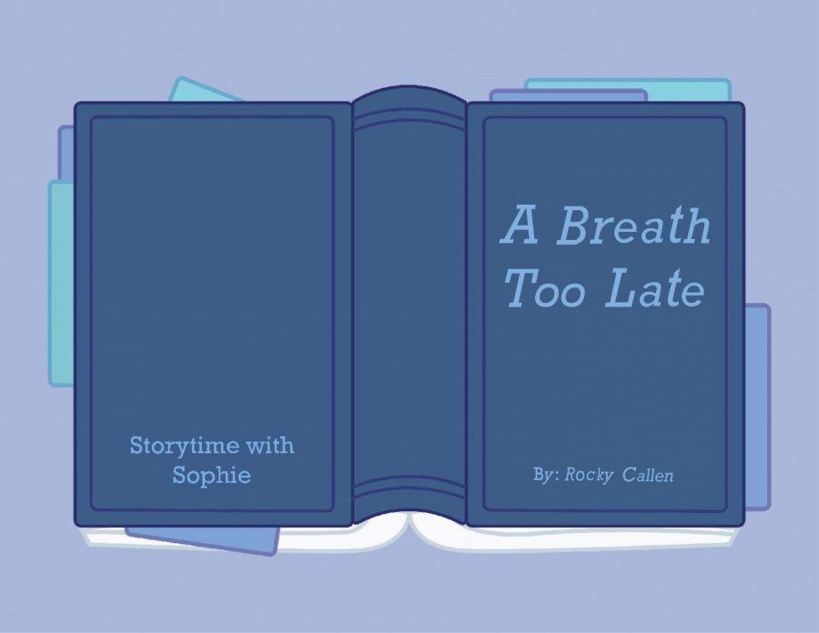 A+Breath+Too+late+is+a+powerful%2C+emotional+novel+that+grapples+with+teenager+sucide+and+its+effects.+This+tear-jerker+novel+can+greatly+impact+readers.+