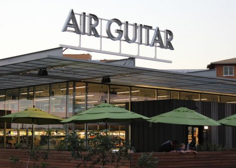 Located on the corner of Higley and Ray, Air Guitar is definitely worth a stop by.