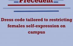 Students, while on campus and at student events, are required to follow Dress Code. Dress codes have been known to put stricter requirements on females.